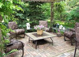 Outdoor Patio Furniture For Small Spaces Chic Outdoor Patio Ideas For Small Spaces Patio Furniture Small