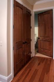 Solid Maple Interior Doors Solid Maple Sante Fe 8 Ft Interior Door Contemporary