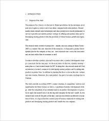 travel business plan template u2013 11 free word excel pdf format