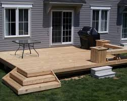 ideas about small backyard decks with wooden patio pictures