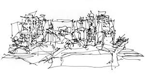 concept sketch sketch pinterest sketches frank gehry and