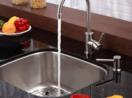 Kitchen Faucets With Pull Out Sprayer Kitchen Sink Beautiful Kitchen Sink Design Ideas Stainless Steel