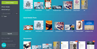 Best Resume Templates On Canva by Photoshop Vs Canva Vs Piktochart Vs Designbold U2014 Pick The Right