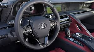 lexus lf nx interior 2018 lexus lc500 and lc500h review with price horsepower and