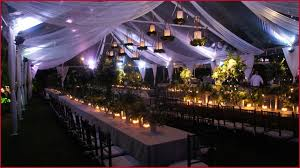 outdoor party tent lighting outdoor lighting ideas for a party cozy 9 great party tent
