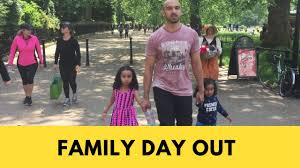family day out part 1 family vlog things to do during