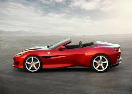 ferrari headlights ferrari presents the california t replacement meet the portofino