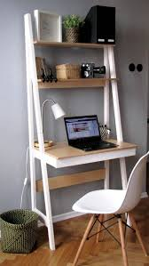 Best 25 Ladder Shelves Ideas by Best 25 Ladder Desk Ideas On Pinterest Ladder Shelf Desk