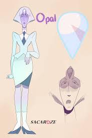 white opal gemsona opal gemsona