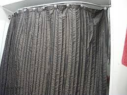 curtains home depot shower curtain rods curved lovely curved