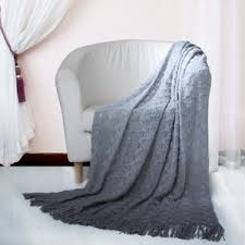 modern blankets throws allmodern
