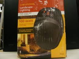 Landscape Lighting Supply by Malibu 100 Watt Transformer Power Supply Low Voltage Landscape