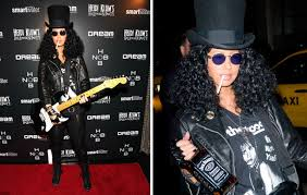 Slash Halloween Costume 20 Favorite Celebrity Halloween Costumes Halloween
