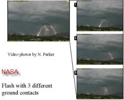 Louisiana how fast does lightning travel images Myth lightning never strikes twice jpg