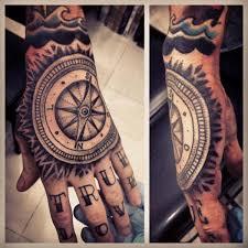 tattoo compass hand dotwork compass tattoo by gregorio marangoni