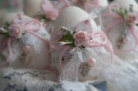 shabby chic altered easter eggs youtube
