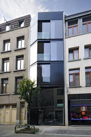 apartment modern building design nic the janeti 3d imanada studio