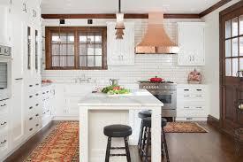 Kitchen Cabinet Hardware Kitchen Traditional With Backsplash Tile - Copper kitchen cabinet hardware