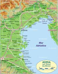 Map Northern Italy by Map Of Adria Northern Part Italy Map In The Atlas Of The World