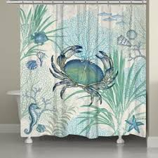 Blue And Green Shower Curtains Green Shower Curtains For Less Overstock Vibrant Fabric