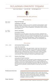 regional manager resume samples visualcv resume samples database