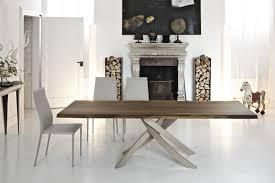 Dining Room Modern Furniture Artistico Modern Dining Table Bontempi Casa