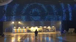 Pendant Lighting System 3d Led Matrix Pixel Balls Complete Vertical Pendant Lighting Grid