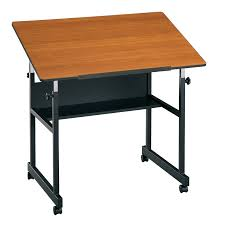 Anco Drafting Table Drafting Table With Parallel Bar Best Of Alvin Portable And