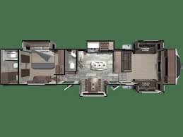 Open Range Fifth Wheel Floor Plans by 2018 Highland Ridge Rv Open Range 3x 387rbs Silverdale Wa
