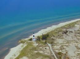 Shelby Michigan Labyrinth Photographic Logbook Lunch In Ludington And Lake Michigan