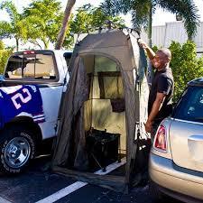 tailgate bathroom tailgating porta potty portable toilet stadium pal