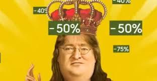 Gabe Newell Memes - praise lord gaben