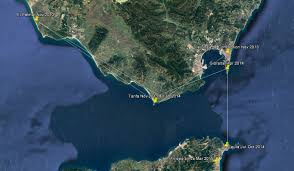 Show Gibraltar On World Map by The Status Of Pied Crow In South Western Corner Of Western