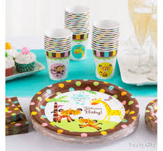 jungle baby shower favors jungle animals baby shower ideas party city party city