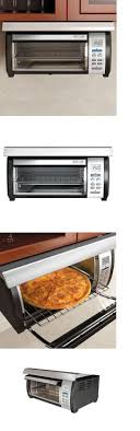 Toaster Ovens Black And Decker Toast R Oven Classic Tro355