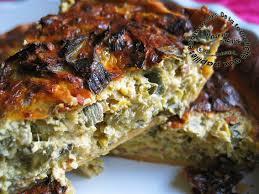 recettes de cuisine avec le vert du poireau tarte au chou et aux poireaux de la fourchette aux papilles