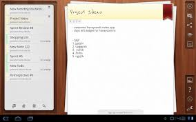 best sticky note talking apps that sync download for android