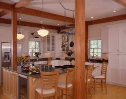 Post And Beam House Plans Floor Plans Post And Beam Kitchens With Floor Plans That Work Yankee Barn Homes