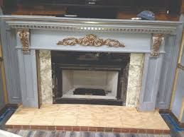 fireplace backlighting installation