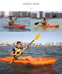 single used clear kayak view used kayak seaflo product details