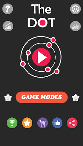 buy the dot game android easy to reskin with admob action for