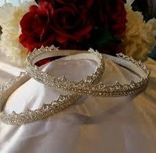 stefana crowns stefana crown orthodox vintage style wedding bridal