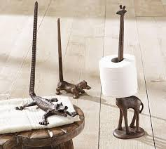 Toilet Tissue Holder Giraffe Toilet Paper Holder