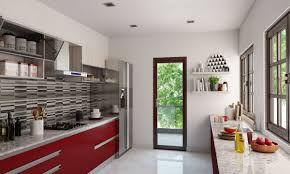 buy sienna parallel modular kitchen online in india livspace com