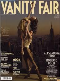 New Vanity Fair Cover Roberto Bolle Vanity Fair Magazine 28 June 2007 Cover Photo Italy