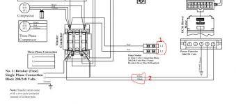 square d definite purpose contactor wiring diagram square wiring