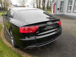 northern audi audi a5 s line black edition 2 0tdi for sale at colin francis cars