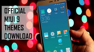 miui theme zip download how to download official miui 9 themes on any xiaomi phone