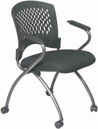 Comfy Desk Chair by Folding Office Chair With Wheels 2366