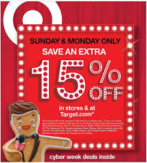 when does the target black friday delas end target cyber monday 2017 ads deals and sales